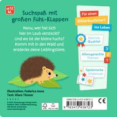 Where Are You, Little Fox? - image 3 - Click to Zoom
