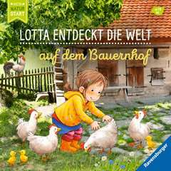 Lotta Discovers the World: at the Farm - image 1 - Click to Zoom