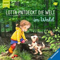 Lotta Discovers the World: In the Forest - image 1 - Click to Zoom