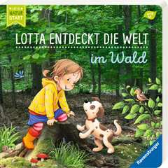 Lotta Discovers the World: In the Forest - image 2 - Click to Zoom