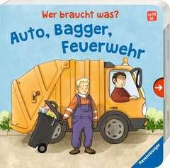 Wer braucht was? Auto, Bagger, Feuerwehr - image 2 - Click to Zoom