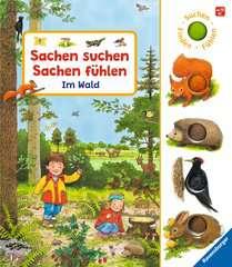 Sachen suchen, Sachen fühlen: Im Wald - image 1 - Click to Zoom