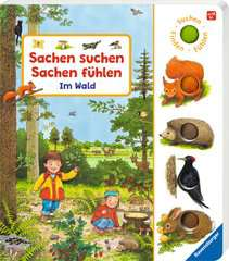 Sachen suchen, Sachen fühlen: Im Wald - image 2 - Click to Zoom