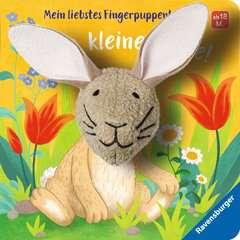 Mein liebstes Fingerpuppenbuch: Hallo, kleiner Hase! - image 1 - Click to Zoom