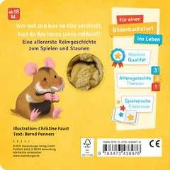 Mein liebstes Fingerpuppenbuch: Hallo, kleiner Hase! - image 3 - Click to Zoom