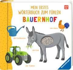 Mein erstes Wörterbuch zum Fühlen: Bauernhof - image 2 - Click to Zoom