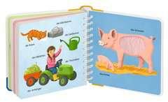 Mein erstes Wörterbuch zum Fühlen: Bauernhof - image 5 - Click to Zoom