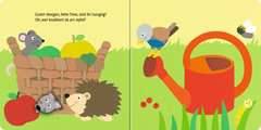 My First Slide and Play Book: In the Garden - image 4 - Click to Zoom
