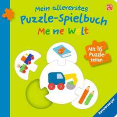 My Very First Jigsaw Play Book: My World - image 1 - Click to Zoom