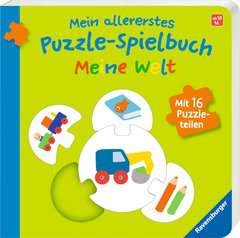 My Very First Jigsaw Play Book: My World - image 2 - Click to Zoom