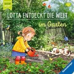 Lotta entdeckt die Welt: Im Garten - image 1 - Click to Zoom