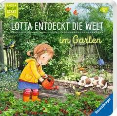 Lotta entdeckt die Welt: Im Garten - image 2 - Click to Zoom