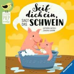 Seif dich ein, sagt das Schwein - image 1 - Click to Zoom