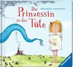Die Prinzessin in der Tüte - Bild 2 - Klicken zum Vergößern