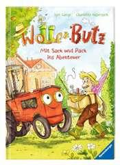 Wolle und Butz - Mit Sack und Pack ins Abenteuer - Bild 2 - Klicken zum Vergößern