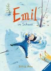 Emil im Schnee - Bild 1 - Klicken zum Vergößern