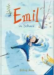 Emil im Schnee - Bild 2 - Klicken zum Vergößern