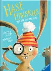 Hase Hibiskus und der Möhrenklau - Bild 2 - Klicken zum Vergößern