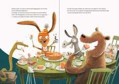 Hase Hibiskus und der Möhrenklau - Bild 4 - Klicken zum Vergößern