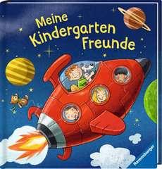My Kindergarten Friends: Space - image 2 - Click to Zoom