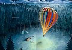 Mit dem Ballon in die Freiheit - Bild 5 - Klicken zum Vergößern