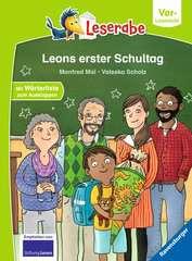 Leons erster Schultag - Bild 1 - Klicken zum Vergößern