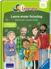 Leons erster Schultag - Bild 2 - Klicken zum Vergößern
