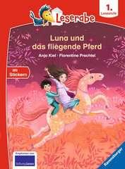 Luna und das fliegende Pferd - Bild 1 - Klicken zum Vergößern