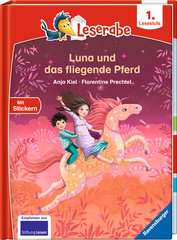 Luna und das fliegende Pferd - Bild 2 - Klicken zum Vergößern