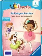 Ballettgeschichten - Bild 2 - Klicken zum Vergößern
