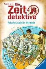 Die Zeitdetektive 10: Falsches Spiel in Olympia - Bild 1 - Klicken zum Vergößern