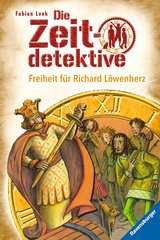Die Zeitdetektive 13: Freiheit für Richard Löwenherz - Bild 1 - Klicken zum Vergößern