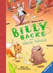 Billy Backe aus Walle Wacke - Bild 1 - Klicken zum Vergößern