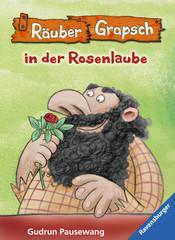 Räuber Grapsch in der Rosenlaube (Band 9) - Bild 1 - Klicken zum Vergößern