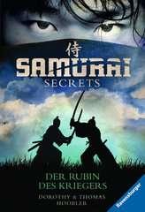 Samurai Secrets 1: Der Rubin des Kriegers - Bild 1 - Klicken zum Vergößern