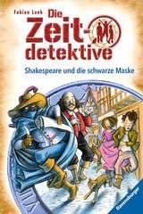 Die Zeitdetektive 35: Shakespeare und die schwarze Maske - Bild 1 - Klicken zum Vergößern