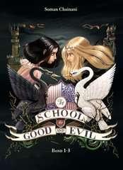 The School for Good and Evil, Band 1: Es kann nur eine geben / Band 2: Eine Welt ohne Prinzen / Band 3: Und wenn sie nicht gestorben sind - Bild 1 - Klicken zum Vergößern