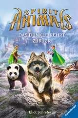 Spirit Animals, Band 8: Das Dunkle kehrt zurück - Bild 1 - Klicken zum Vergößern