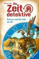 Die Zeitdetektive, Band 38: Ramses und die Falle am Nil - Bild 1 - Klicken zum Vergößern