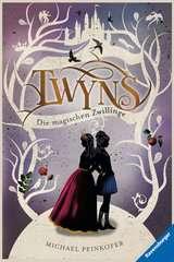 Twyns, Band 1: Die magischen Zwillinge - Bild 1 - Klicken zum Vergößern