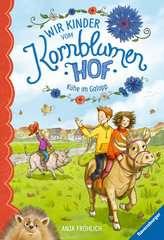 Wir Kinder vom Kornblumenhof, Band 3: Kühe im Galopp - Bild 1 - Klicken zum Vergößern