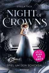 Night of Crowns, Band 1: Spiel um dein Schicksal - Bild 1 - Klicken zum Vergößern