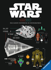 Star Wars™ Graphics - Das ganze Universum in Infografiken Bücher;Lizenzmarken Ravensburger
