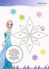 Disney Die Eiskönigin: Das große Schulstartbuch - Bild 5 - Klicken zum Vergößern