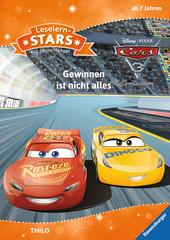 Leselernstars Disney Cars 3: Gewinnen ist nicht alles Lernen und Fördern;Lernbücher - Bild 1 - Ravensburger