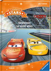 Leselernstars Disney Cars 3: Gewinnen ist nicht alles Lernen und Fördern;Lernbücher - Bild 2 - Ravensburger