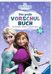 Disney Die Eiskönigin: Das große Vorschulbuch - Bild 2 - Klicken zum Vergößern