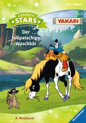 Leselernstars Yakari: Der tollpatschige Waschbär - Bild 1 - Klicken zum Vergößern