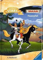 Leselernstars Yakari: Feuerpfeil - Bild 2 - Klicken zum Vergößern