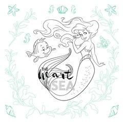 Disney kreativ: Disney Prinzessin - Zauberhafte Motive zum Ausmalen - Bild 4 - Klicken zum Vergößern